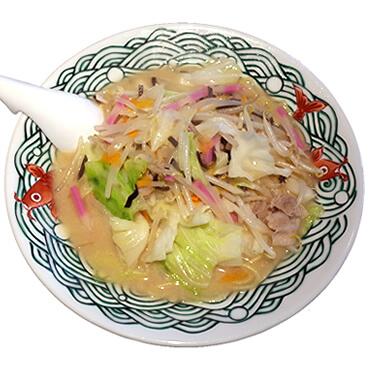 国産野菜たっぷり 三崎ちゃんぽん