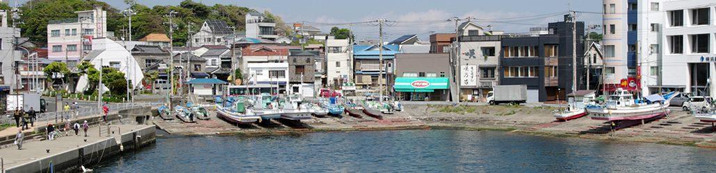 三浦市三崎 蕎麦屋 そば 葉山商店 三崎漁港